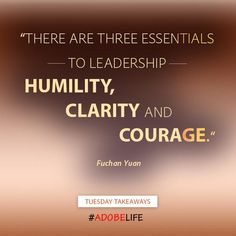 This week's highlights 3 essential leadership traits. Leadership Activities, Leadership Qualities, Leadership Coaching, Leadership Development, Leadership Quotes, Leader Quotes, Group Activities, Work Quotes, Change Quotes
