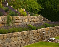 Retaining Wall Design Ideas, Remodels & Photos