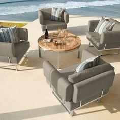 Barlow Tyrie Mercury Lounge Chair