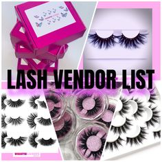 7 TESTED & VERIFIED LASH VENDORS! #lashvendors Etsy Coupon, Magnetic Eyelashes, Buying Wholesale, Beauty Industry, Beauty Box, Marketing And Advertising, Holiday Gifts, Gifts For Women, Etsy Seller