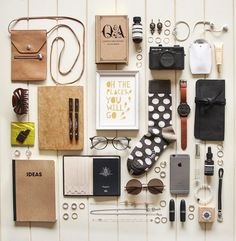 What Is Knolling? The Overhead Photography Trend Explained