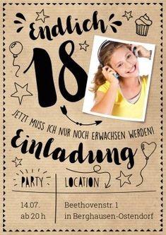 Freche Spruche Zum 18 Geburtstag