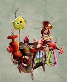Jerico Santander - Illustrations #1