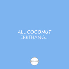 All coconut errthang. Benefits Of Coconut Oil, Bali, Hawaii, Skincare, Organic, Australia, Vegan, Healthy, Quotes