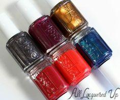 Essie Fall 2015 nail polish collection