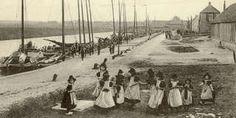 historie huizer haven