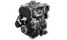 Ford Transit Van Five Cylinder Turbo Diesel Engine