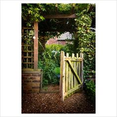 COUNTRY WOODEN GATES | Automatic Gates