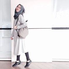 Casual Style ala Intan Khasanah