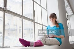 Image result for woman sitting in window seat