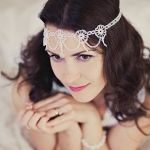 VIntage Inspired Bridal Head Accessories