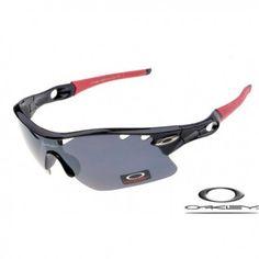 4aba157bb7d9f  16.00 oakley radar path photochromic sunglasses with polished black frame    black iridium lens for sale