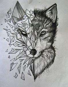 Die Magie der Wolf Tattoos
