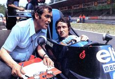 Patrick Depailler - March 742 BMW - March Engineering - XXII Grand Prix de Rouen 1974