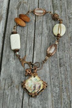 Sea Shore Glass Artisan Handmade Jewelry by Sea Shore Glass, via Flickr