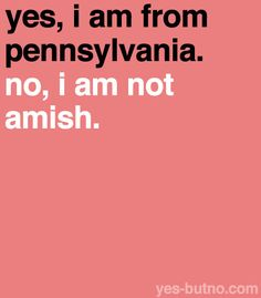 LOL my best friend in bama always makes everything an amish reference. Quotes To Live By, Me Quotes, Funny Quotes, Lol, Back Home, Inspire Me, Story Of My Life, True Stories, Sarcasm
