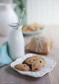 Food Lover Friday: The Best Gluten-Free Chocolate Chip Cookies