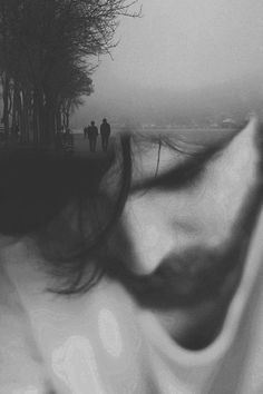 double exposure black and white Double Exposition, Exposition Multiple, Photomontage, Creative Photography, Portrait Photography, Photography Beach, Photography Projects, Color Photography, Double Exposure Photography