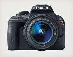 Canon Rebel SL1 - The lightest and smallest DSLR on the market - $649