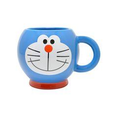 閉じる Doraemon mug