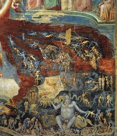 """Juicio Final"", de Giotto di Bondone,1306"