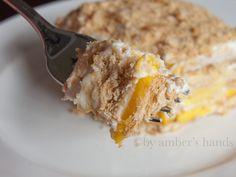 Mango Float {Filipino Food Month}