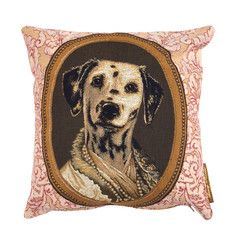 Thierry Poncelet Dog Pillow II, $68, now featured on Fab.