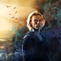 Jace Wayland. Warrior. Her ultimate protector.