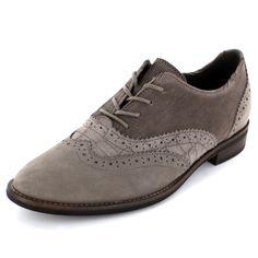 Gabor - Damen Schnürschuhe im Dandy Stil