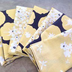 SewMod cloth napkin tutorial