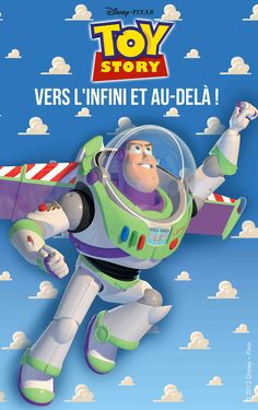 Buzz L'éclair (Toy Story) - © Disney   does this one really need a translation?