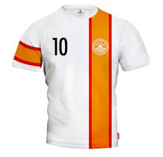 INDIA 2015 Away Soccer Jersey With Custom Name and Number