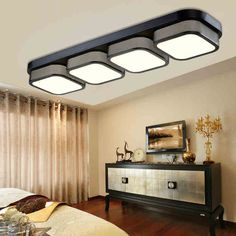 (41.00$)  Watch here  - LED restaurant study hall balcony ceiling lamps, bedroom lamp entrance corridors