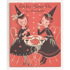Instagram media deadgirlsvintage - Grabbing treats with one of my favorite lady friend's!! Back to work late this afternoon, stay tuned for lots of fun Vintage pieces entering the Etsy shop!! deadgirlsvintage.etsy.com  #ladydate #treats #sweettreats #friends #vintagehalloween #witches #vintagewitches #halloween #lunch #lunchdate #backtowork #backtoworksoon #newlistings #staytuned #comingsoon #vintageshop #etsyshop #deadgirlsvintage