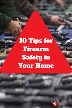 Education on gun safety should be a number one priority and here are a few helpful basic tips for firearm safety in your home to protect your children. Find our speedloader now! http://www.amazon.com/shops/raeind