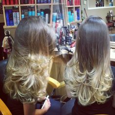 Hair by Chena #Ombre