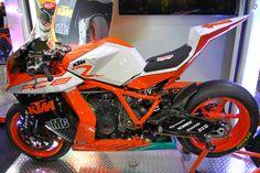 KTM 1190 RC8 RS Chris Fillmore