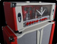 V8 amp / Roadster 59' Special 30W Set. These exclusive guitar amps are designed and built in Finland..