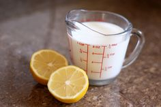 Kitchen Tip: How To Make a Buttermilk Substitute