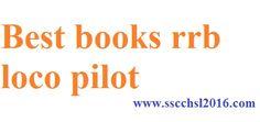Best books rrb loco pilot