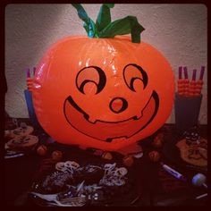 Tales from my life as a penny pinching Mummy of two, sharing family fun and thrifty tips. Halloween Goodies, Halloween Fun, Inflatable Pumpkin, Pennies, Challenges, Fancy, Competition, Holidays, Board
