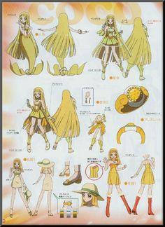 Trajes y accesorios de pichi pichi pitch Shugo Chara, Inuyasha Fan Art, Anime Mermaid, Japanese Drawings, Mermaid Melody, Estilo Anime, Glitter Force, Sailor Moon Crystal, Merfolk