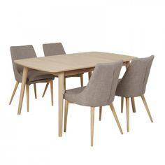 spisebord m/6 stoler - MARTINSEN AS - Nordli - Møbelringen ...