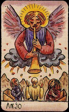 En su búsqueda por alcanzar el conocimiento universal, a partir del año 1951 y hasta mediados de la década, Xul Solar  realiza una serie ... Tarot Astrologico, Epic Of Gilgamesh, Tarot Major Arcana, Spirit Science, Tarot Card Decks, Tarot Readers, Oracle Cards, Archetypes, Occult
