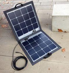 SOLARA Solarmodule für Fortscheibe zur Verschattung des Fahrzeugs