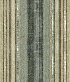 Kravet 32906.516 Laxmi Stripe Heron Fabric $69.85 yd