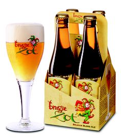 Brugse Zot Belgian Beer- Visited the Brewery in Bruges, terrific beer and surly staff - perfect