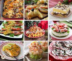 Xmas, Christmas, Muffin, Menu, Antipasto, Breakfast, Recipes, Food, Gastronomia