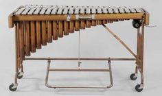 466: Vintage Electric Xylophone : Lot 466