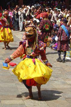La Felicidad Nacional Bruta, principal principio político del reino de Bután
